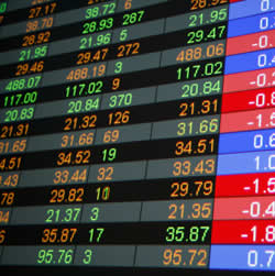 What is online stock trading system